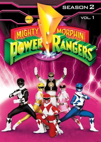 Mighty Morphin Power Rangers: Season 2, Vol. 1 [3 Discs] [DVD]