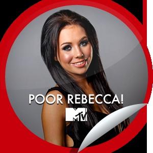 Geordie Shore: Poor Rebecca!