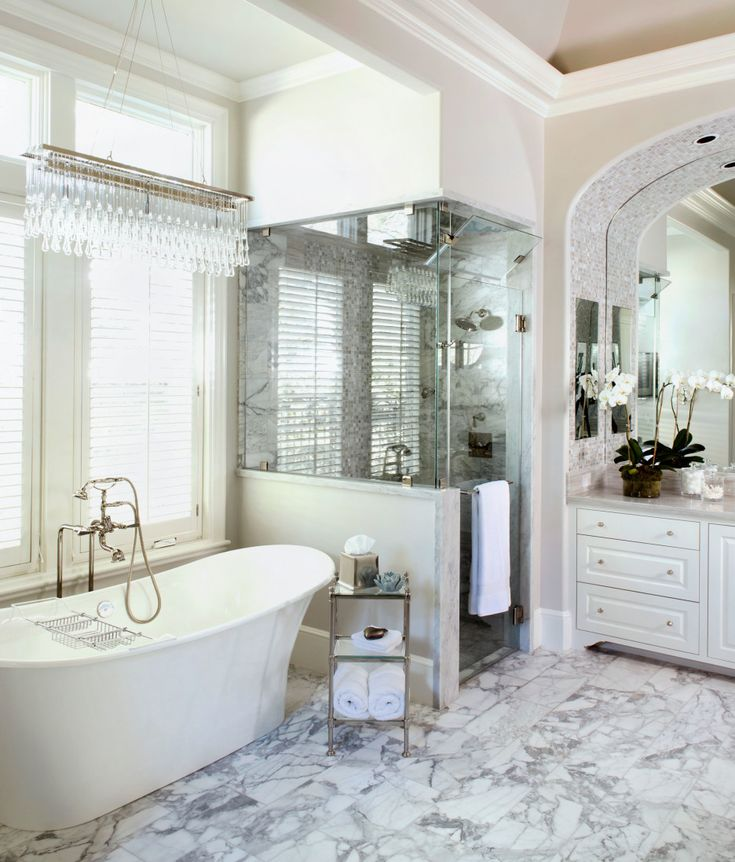 17 Best Ideas About Stand Alone Tub On Pinterest