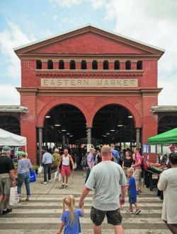 Mixing it up at Detroit's Eastern Market   Live Happy by Terri Peterson Smith, MTJA