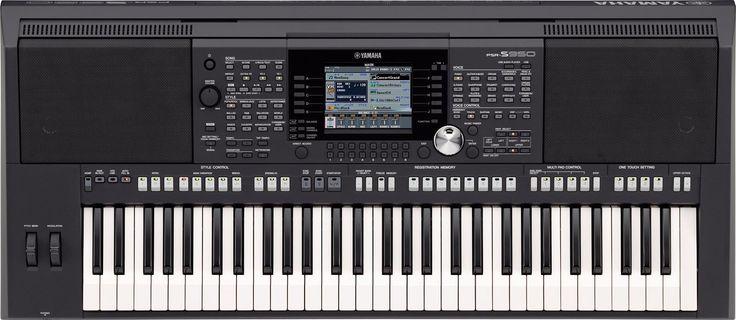 Yamaha PSR-S950 Keyboard Synthesizer