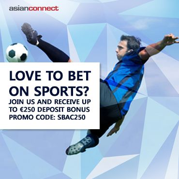 Celebrate the return of the Premier League with Asianconnect. SIGN UP NOW and bet on your favorite team. HURRY UP to get your 100% DEPOSIT BONUS! http://www.asianconnect88.com/100-sign-bonus-250-eur/