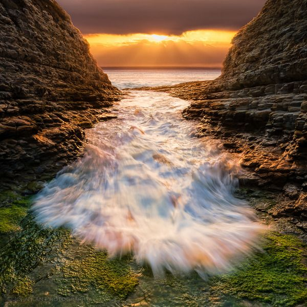 Ocean's Reach by John Fan was photo of the day on 22nd February 2015. Earth Shots is a photo of the day contest celebrating the beauty and diversity of our planet.