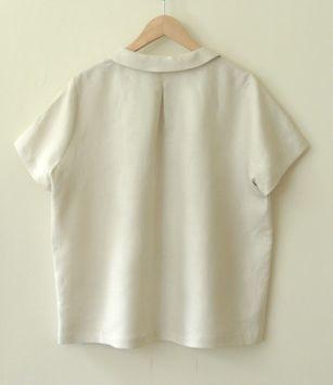 Pattern/No.94 Blouse with Small Tucks/No.94小さなタックブブラウス型紙