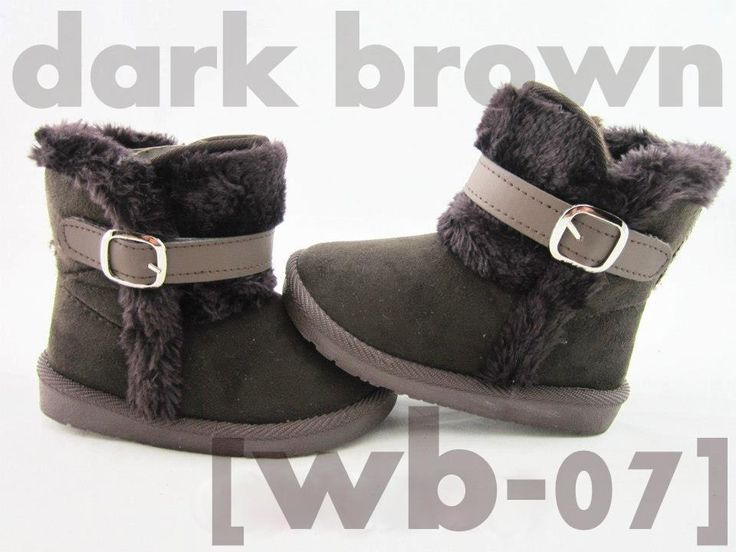 Sepatu Boots Anak WB-07 BROWN FUR BELT. Available size : sz 24(insole 15cm), sz 25(insole 15,5cm), sz 26(insole 16cm), sz 27(insole 16,5cm),28(insole 17cm), sz 29(insole 17,5cm) @125rb. Order Via SMS 081212415282 / Pin bb 26e6d360. Facebook Fan Page : Mayorishop Online. READY STOCK. Reseller Welcome :)