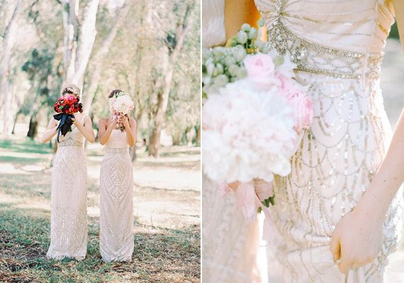 glamorous bridesmaid dresses   100 Layer Cake...would be gorgeous for the bride too