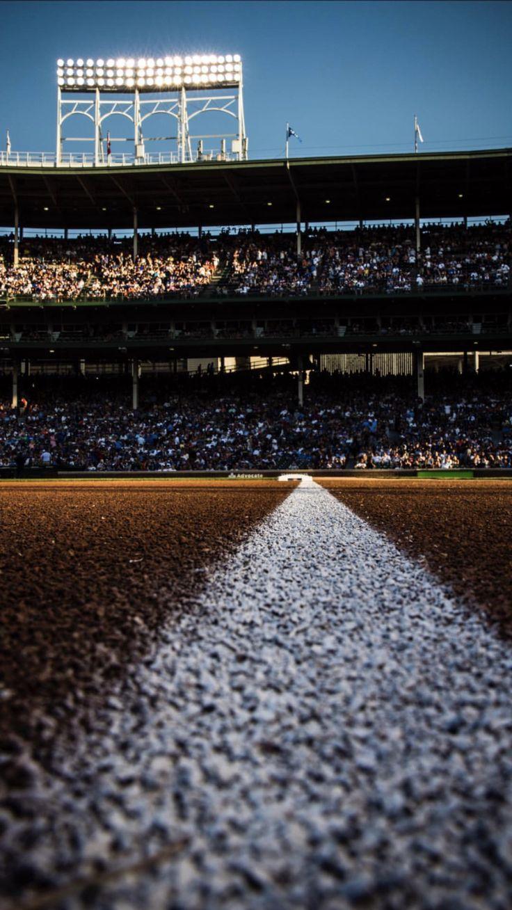 Chicago Cubs Wrigley Field Wrigley Field Wallpaper