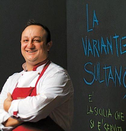 Chef Alessandra Spisni