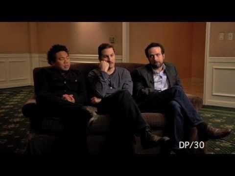 A hour with Black Swan's director Darren Aronofsky, cinematographer Matthew Libatique, and editor Andrew Weisblum