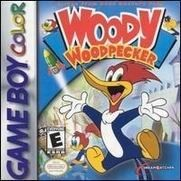 Woody Woodpecker - Game Boy Color Game