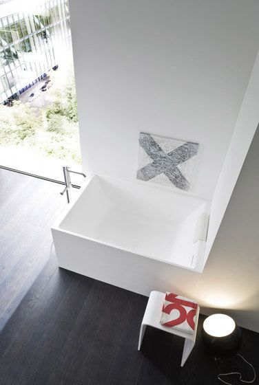 Corner baths   Bathtubs   Unico Mini Bathtub   Rexa Design. Check it on Architonic