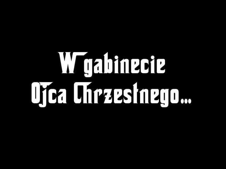 Cała precka tutaj: http://www.slideshare.net/MichalMaciejewski/prezentacje-wedug-ojca-chrzestnego