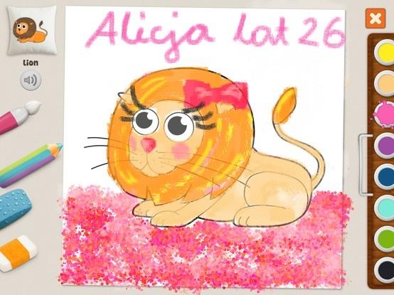 """Lion"" - Alicja (age 26)"
