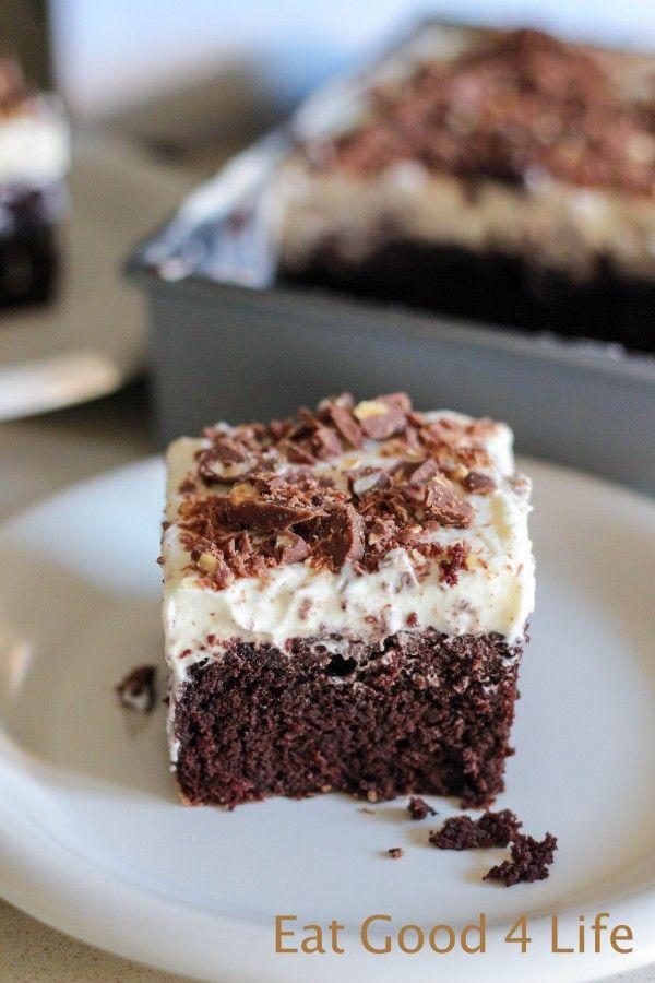 The best Gluten free chocolate cake