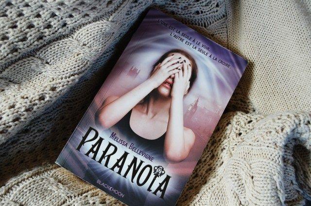 #livre #goldenwendy #happyswallow #paranoia #roman #fiction #blog  Je vous propose de découvrir le premier roman de la blogueuse Mélissa (Golden Wendy). Un premier livre très réussi !
