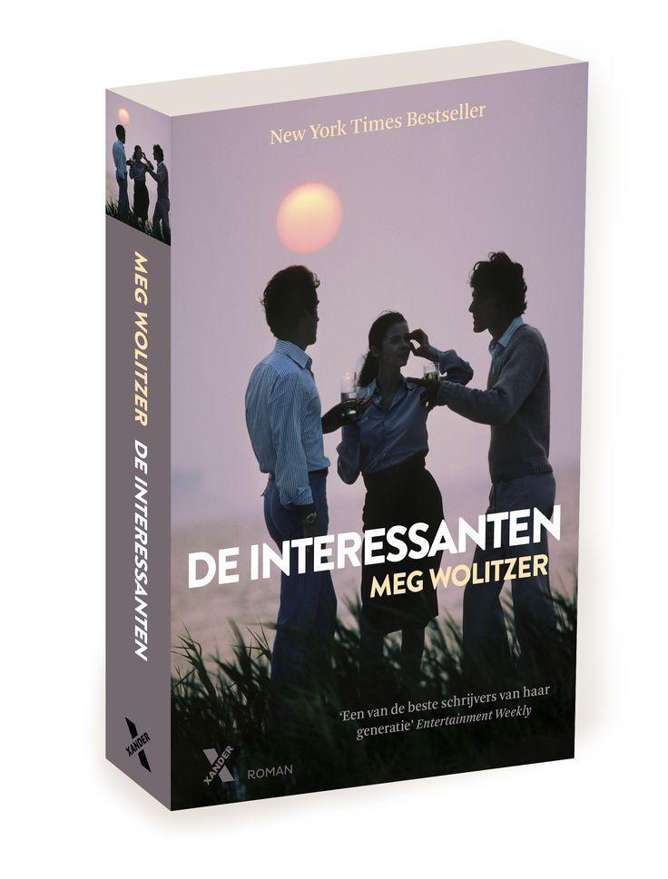 'De interessanten' - Meg Wolitzer