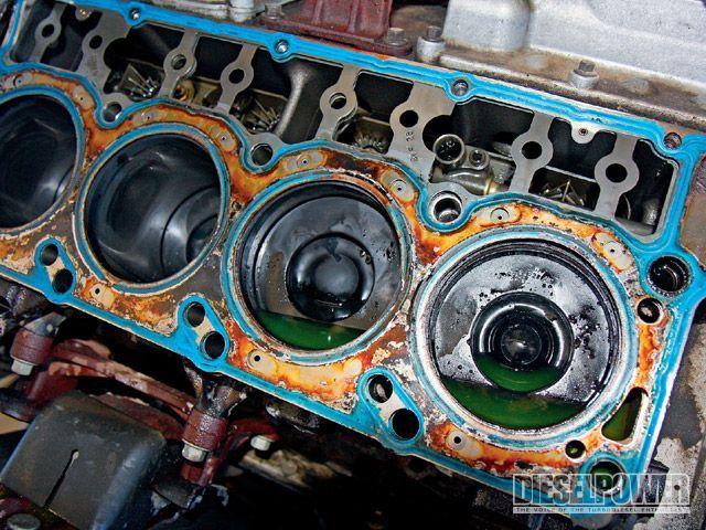 Suzuki Forenza Overheating Cylinder Misfire