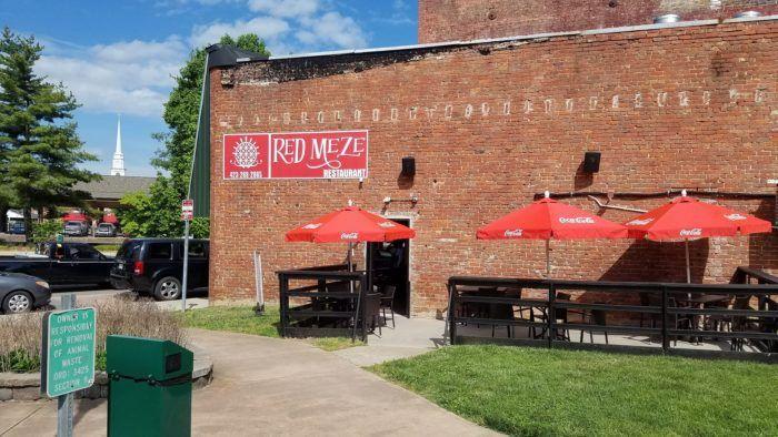 2. Red Meze Restaurant - Johnson City | Johnson city ...