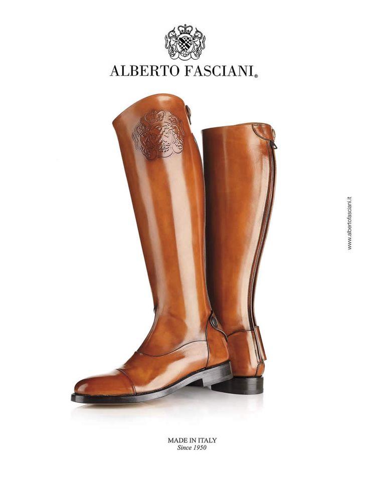 Alberto Fasciani Horse Riding Boots