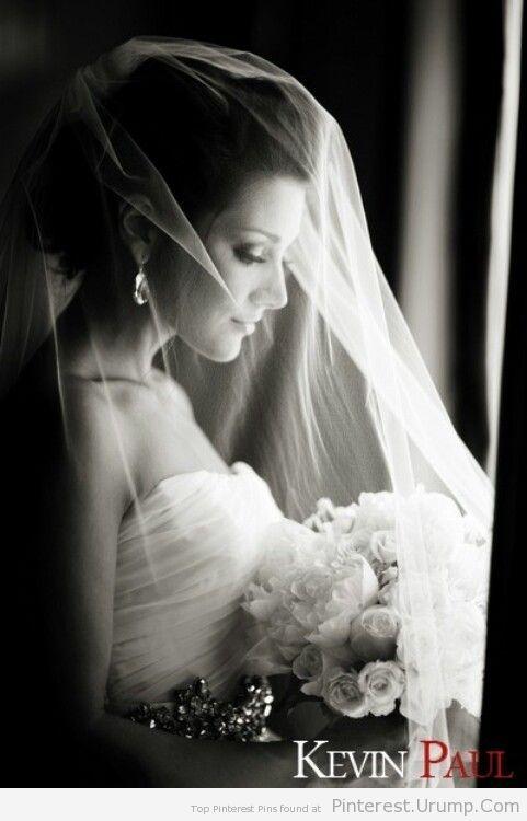 wedding veil – over the face