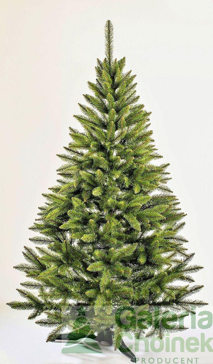 Piekna Choinka Sztuczna Swierk 220 Gratisy 6565367380 Oficjalne Archiwum Allegro Holiday Decor Christmas Tree Decor