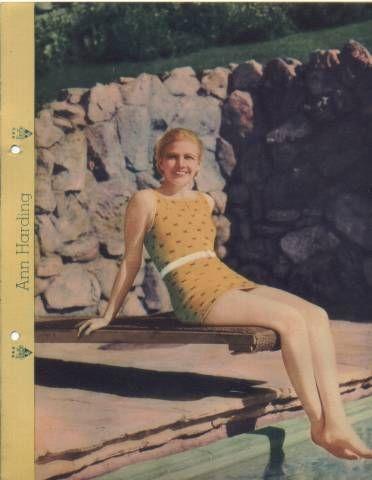 1930's Ann Harding Dixie Lid Premium