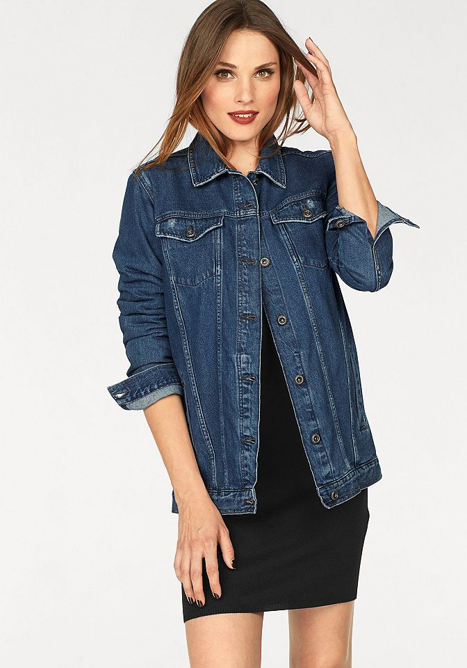 die besten 25 jeansjacke damen only ideen auf pinterest jeansjacke damen lang jeansjacke. Black Bedroom Furniture Sets. Home Design Ideas