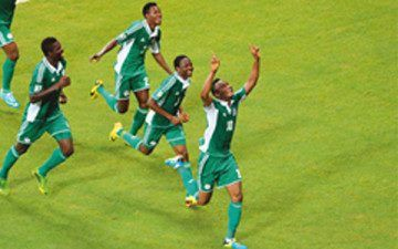 20.06.2013 Confederation Cup Nigeria - Uruguay	 Prediction: 2	 Odds: 1.83	 Result: 1-2 Winning prediction!! www.efootballtips.com/recent - By using the results predicted by us you can have significant earnings every month!