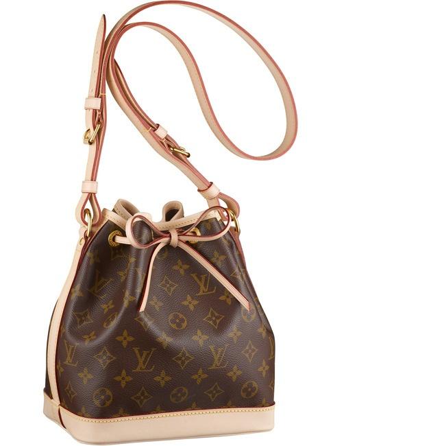 Новая коллекция сумок Louis Vuitton Noé - Выбор VOGUE