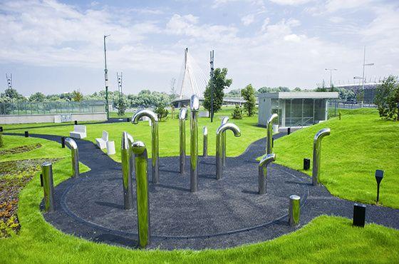 Park Odkrywców: Centrum Nauki Kopernik