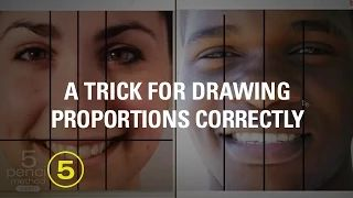 5-Pencil Method / Drawing With Darrel Tank - YouTube