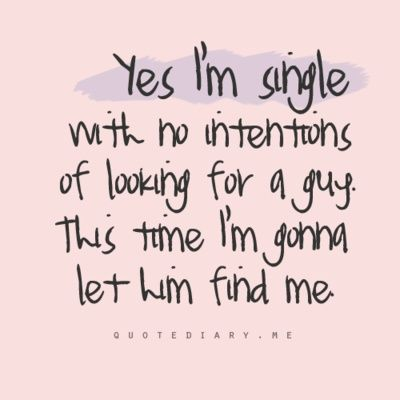 Single Quotes Captivating Best 25 Being Single Quotes Ideas On Pinterest  Being Single
