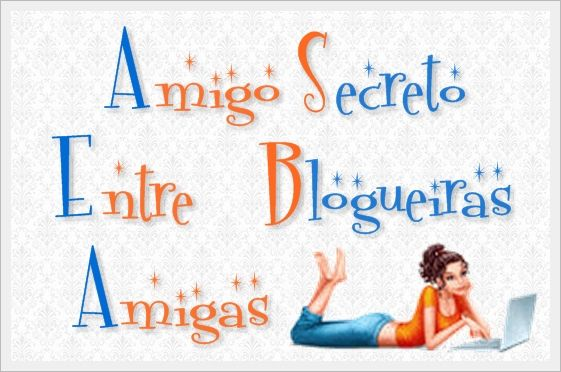 Amigo Secreto *Ü* Veja aqui: http://wp.me/p1x69g-15Z: Amigos Secreto, Secreto Ü