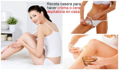 Cómo hacer una crema o cera depilatoria paso a paso ~ Manoslindas.com