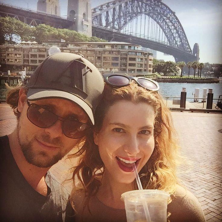 #icedlatte by the #sydneyharbourbridge #iconic #sydney #citysights #harbour #hyatt #urbanexploration #travel #exploration #Australia - #NewMusic #ComingSoon #getready for a #pop #update by colephoenix http://ift.tt/1NRMbNv