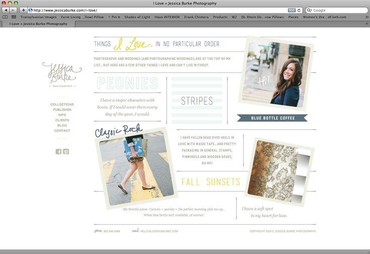 Jessica Burke / stitch design co.