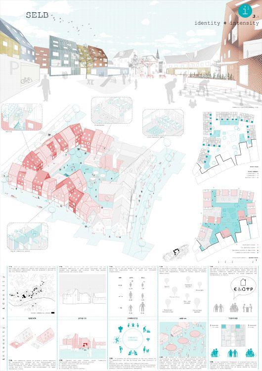 die 25 besten ideen zu architektur portfolio auf pinterest architektur portfolio layout. Black Bedroom Furniture Sets. Home Design Ideas