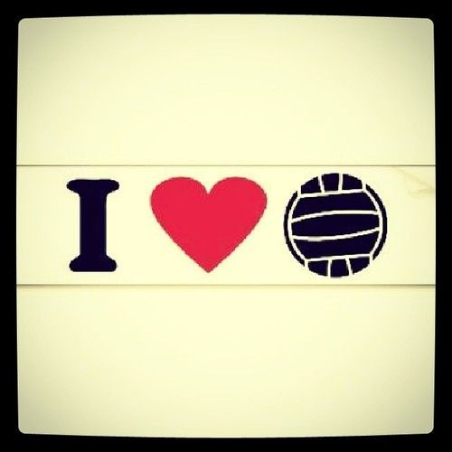 I <3 VB..  #volleyball
