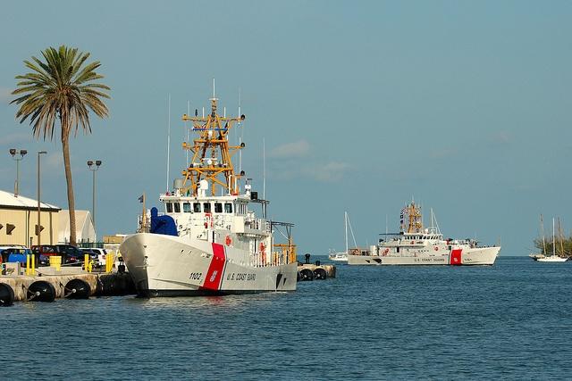 Pretty USCGCs!