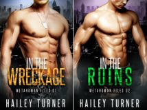 Hailey Turner. Sci-Fi, Military, Metahumans