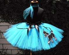 sock hop tutu costume... Attempting to make this for Cam for school tomorrow