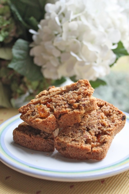 Almond Apricot Biscotti | Food and Drink | Pinterest