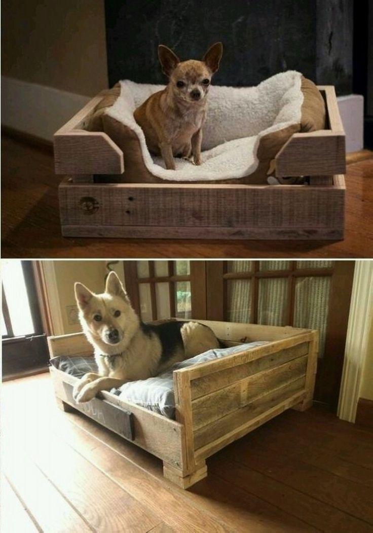 best 25 dog bed pallets ideas on pinterest palette dog bed palet dog bed and pallett dog bed. Black Bedroom Furniture Sets. Home Design Ideas