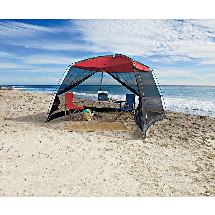 Outdoor Screen Room 10 ft. Shelter Picnic Canopy Shade Party Beach Park Backyard #NorthwestTerritory