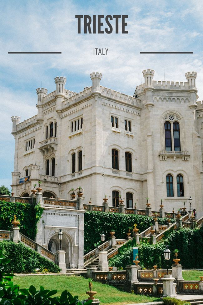 Trieste: A Day of Prosecco, Gelato and Castles