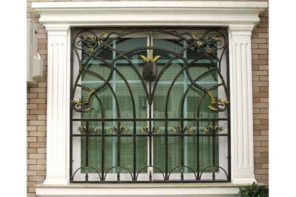 2015 Top Selling Security Wrought Iron Window Grill Design Buy Window Grill Design Steel Window Grill Design H Window Grill Design Grill Design Window Grill
