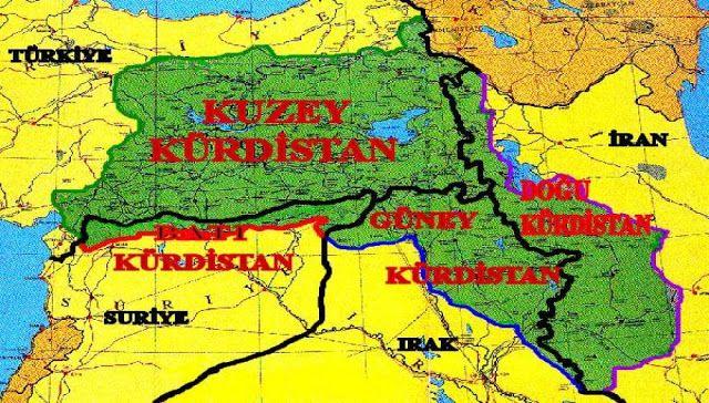 """Τιερί Μεϊσάν: """"Ο Μ.Ομπάμα θα διαμελίσει την Τουρκία και θα δημιουργήσει το μεγάλο Κουρδιστάν - Η ΜΙΤ διατάζει το ISIL"""""""