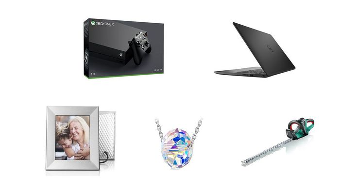 Xbox One X bundle, Dell laptop, Mother's Day gifts - http://howto.hifow.com/xbox-one-x-bundle-dell-laptop-mothers-day-gifts/