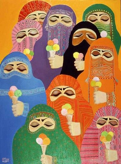 the impossible dream, laila shawa yes very impossible.... for them :-(