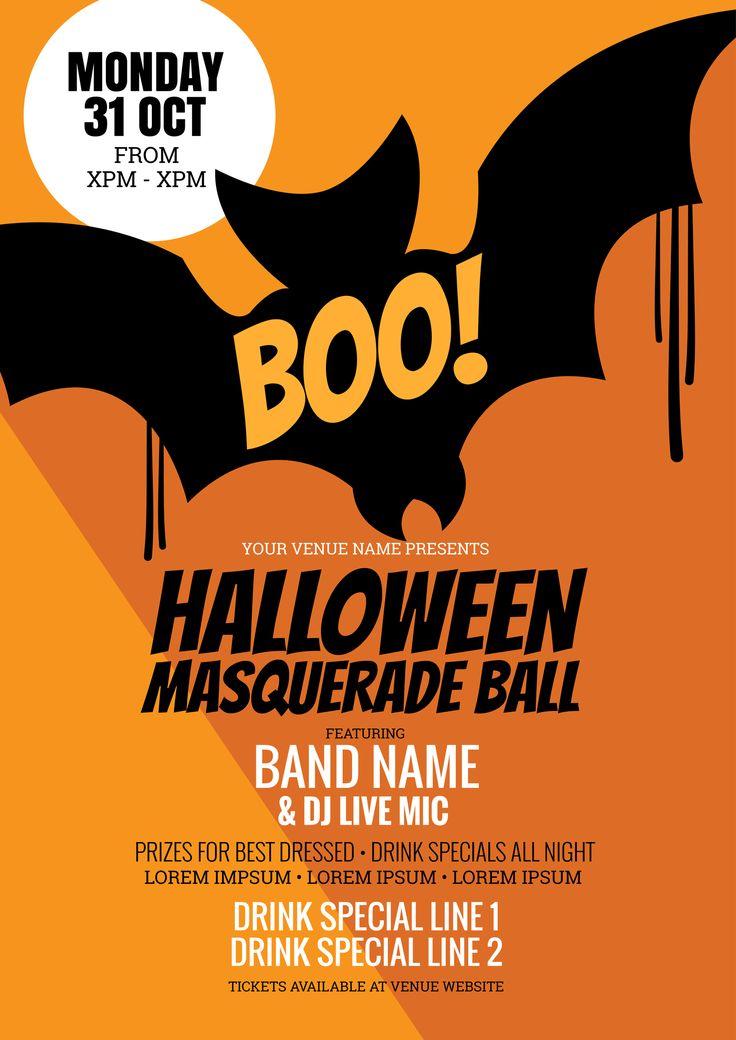 11 besten Halloween DIY Graphic Design Templates Bilder auf